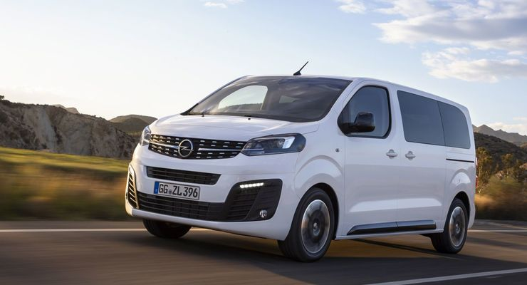 Opel Zafira 2019 Opel Legt Den Familien Van Neu Auf Firmenauto