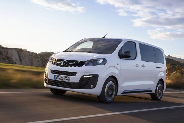 Opel Zafira 2019 Van