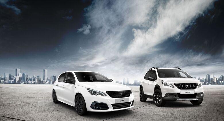 Peugeot 2008 und 308