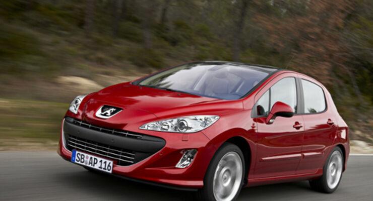 Peugeot Umweltmeisterschaft