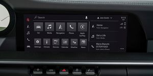 Porsche Communication Management 6.0 2021