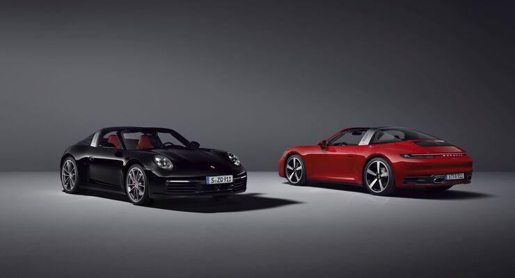 Porsche Targa 2020