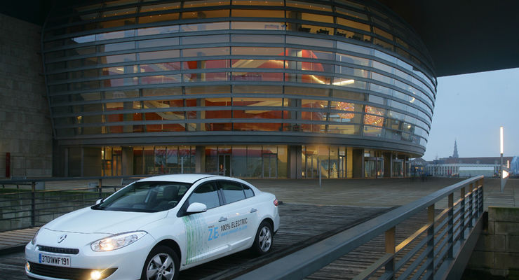 Renault Fluence Z.E. 100% Electric
