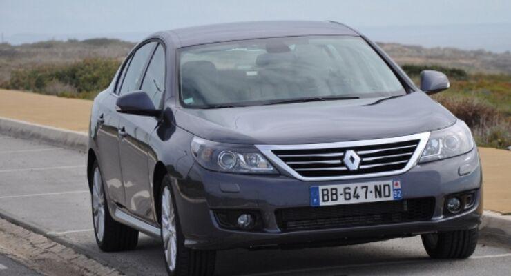 Renault Latitude fürs Leasing