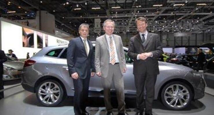 Renault feiert Großauftrag