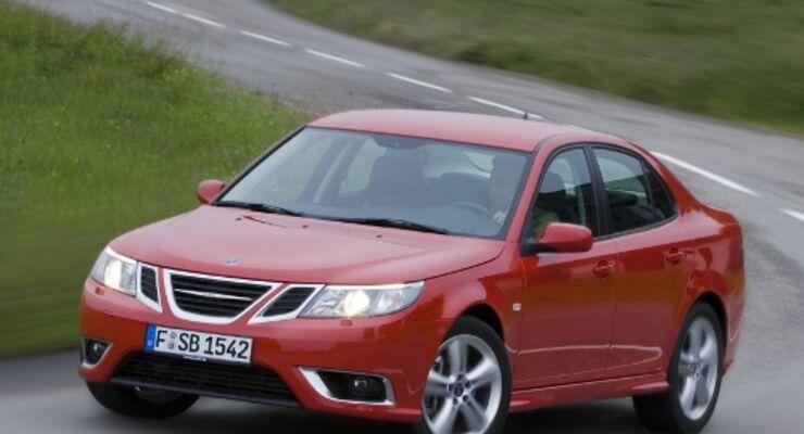 Saab testet elektrischen 9-3