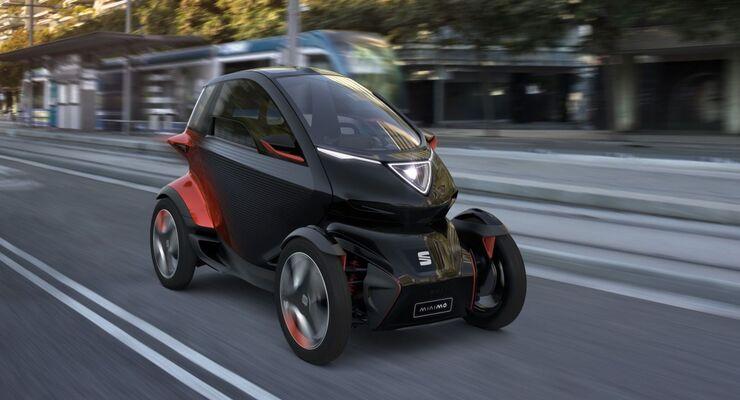 Seat Minimo 2019