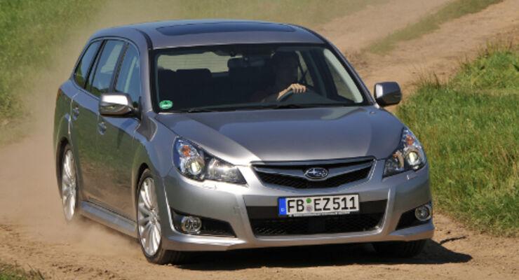 Subaru hat die zufriedensten Kunden