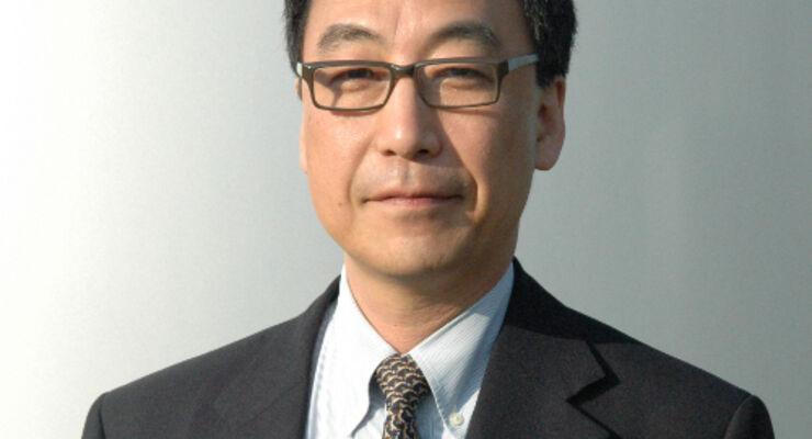 Taguchi verantwortlich für Mitsubishi Motors