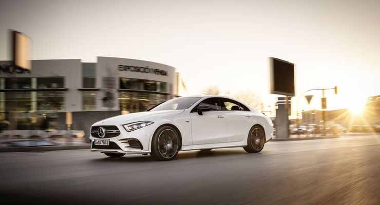 The New Mercedes-AMG CLS 53 4MATIC+