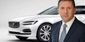 Thomas Bauch, Geschäftsführer Volvo Deutschland