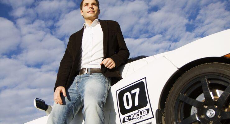 Tim Ruhoff, Chef der Unternehmensberatung Next Generation Mobility