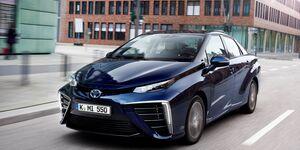 Toyota Mirai 2029