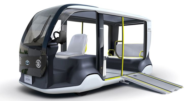 Toyota People Mover