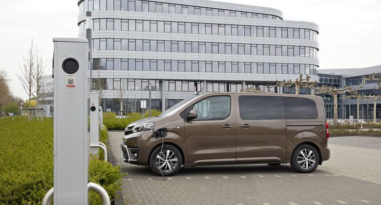 Toyota Proace Electric 2021