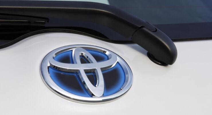 Toyota erweitert Garantie