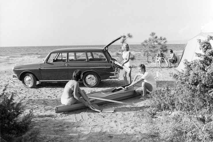 VW 1500 Variant Typ3
