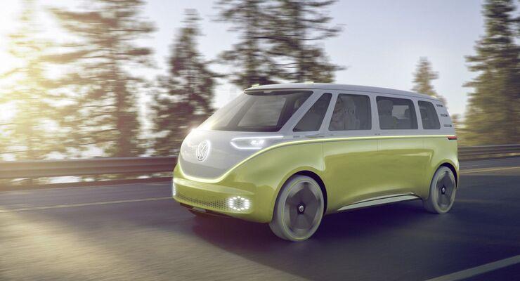VW I.D. Buzz