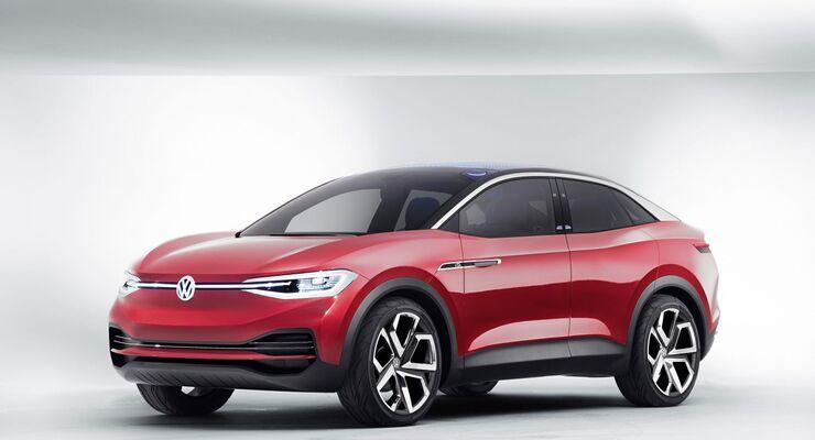 VW ID Crozz 2020