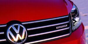 VW Passat Alltrack, Kühler, Front