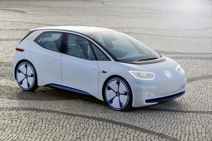 VW Stromer 2018