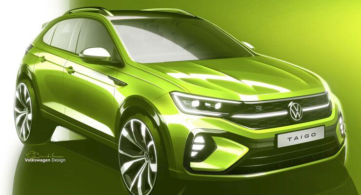 VW Taigo 2021