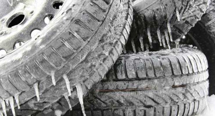 Vereiste Reifen