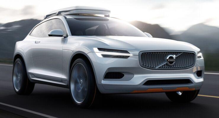 Volvo XC Concept Coupé