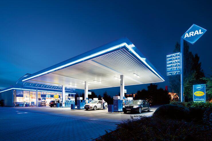Weitere 900 Tankstellen in Deutschland