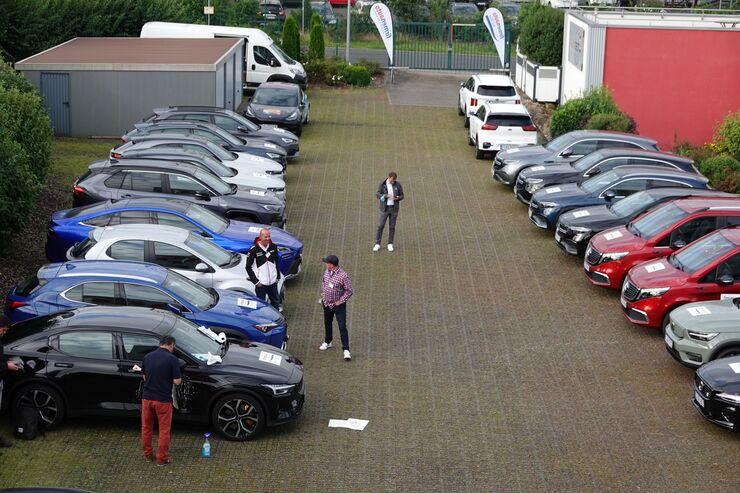 fa test drive Fulda 2021