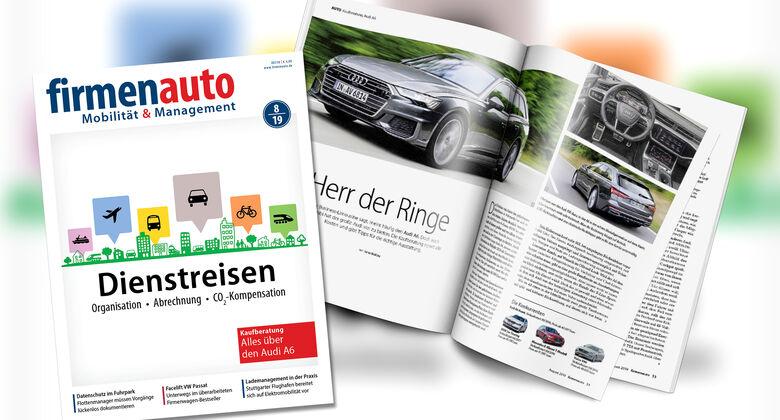 firmenauto 08 2019 Magazin Meldung