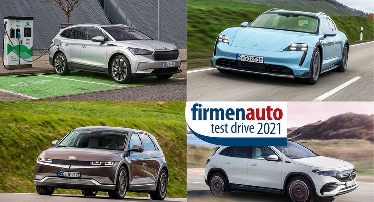 firmenauto test drive 2021