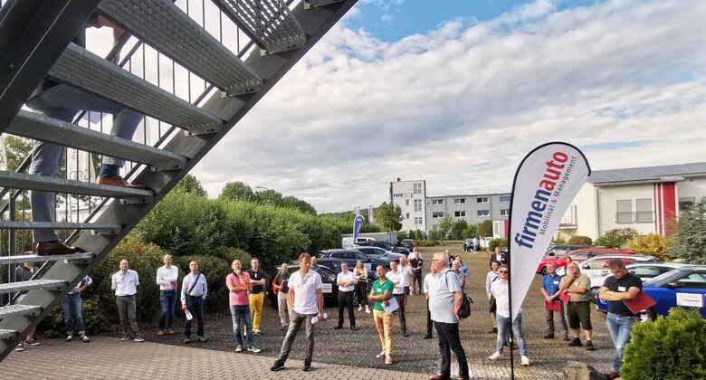 firmenauto test drive Fulda 2020